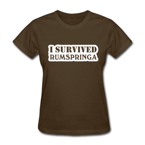 I Survived Amish Rumspringa Shirt - Women's T-Shirt