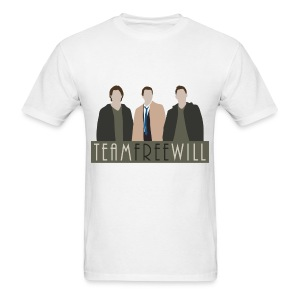 Team Free Will - Men's T-Shirt