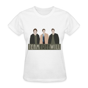Team Free Will - Women's T-Shirt