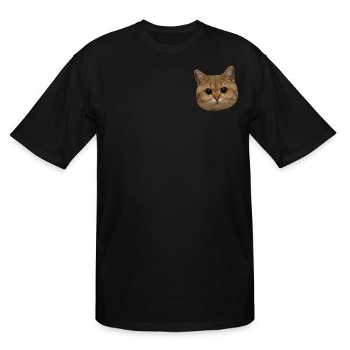 CAT FACE  OG TONYS SHIRT - Men's Tall T-Shirt