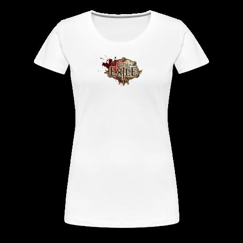 Path of Exile  - Women's Premium T-Shirt