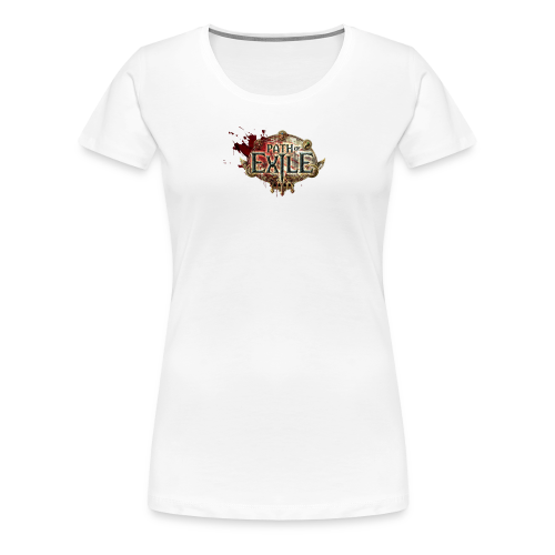 Path of Exile  - Women's Premium T-Shirt