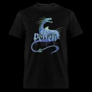 T-Shirts ~ Men's T-Shirt ~ Blue Dragon