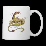 Mugs & Drinkware ~ Coffee/Tea Mug ~ Dragon PelleK Mug