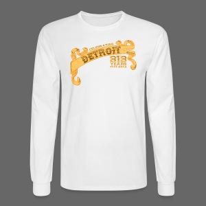 313th Birthday - Men's Long Sleeve T-Shirt