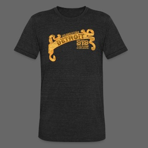 313th Birthday - Unisex Tri-Blend T-Shirt