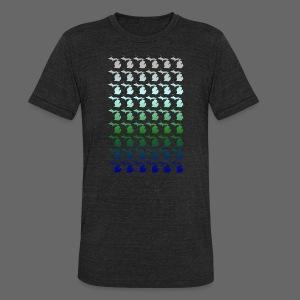 Many Michigans  - Unisex Tri-Blend T-Shirt