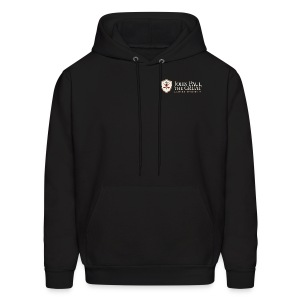 JPCatholic Hooded Sweatshirt (black) - Men's Hoodie