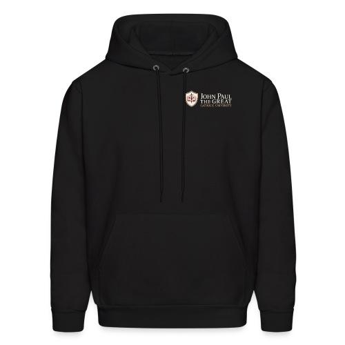 JPCatholic Hooded Sweatshirt (black) - Men's Hoodie