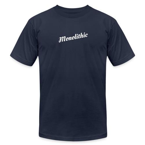 Monolithic - Men's Fine Jersey T-Shirt