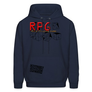 RPG Dice: It's Your Roll! - Men's Hoodie