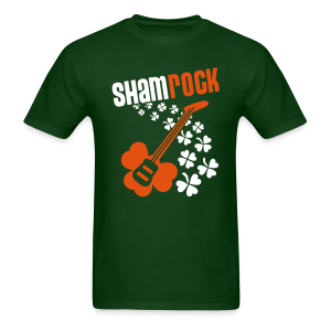 Shamrock Sham ROCK St. Patrick's Day Shirt - Men's T-Shirt