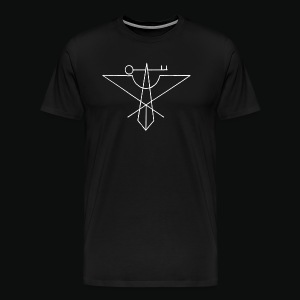 Sigil with no text - Men's Premium T-Shirt