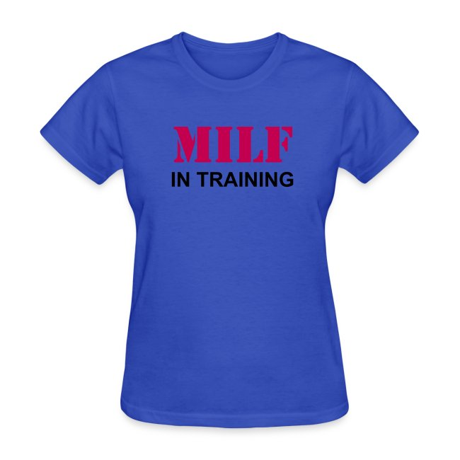 Britney Spears - MILF in training t-shirt