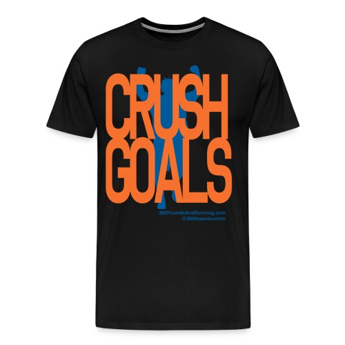 crush-goals-shirt4.png - Men's Premium T-Shirt