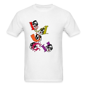 laughter - Men's T-Shirt