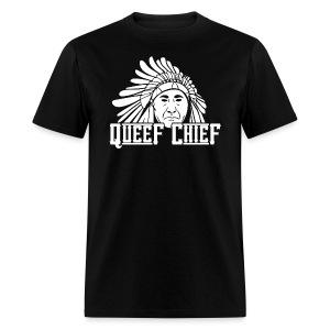 Queef Chief   Men's - Men's T-Shirt