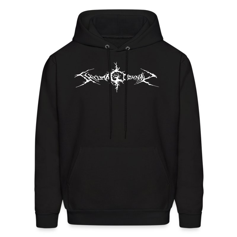 Men's Hooded Sweatshirt (FRONT ONLY) - Men's Hoodie