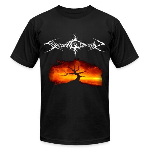 Men's T-Shirt (FRONT ONLY) - Men's  Jersey T-Shirt