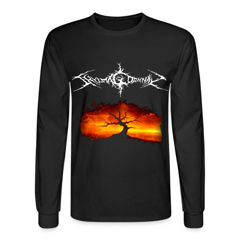 Men's Long Sleeve T-Shirt (FRONT ONLY) - Men's Long Sleeve T-Shirt