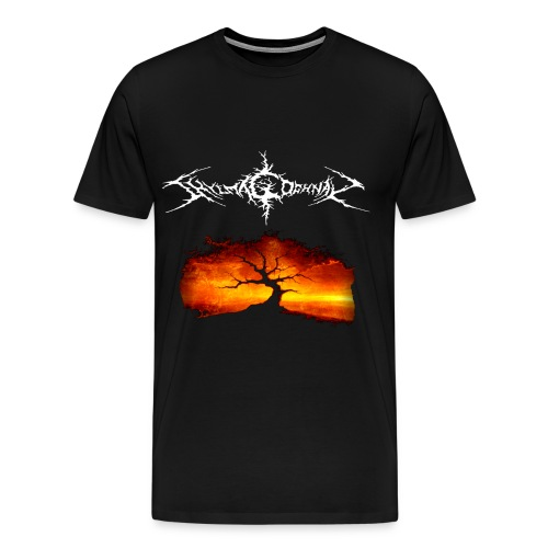 Men's Premium T-Shirt (FRONT ONLY) - Men's Premium T-Shirt