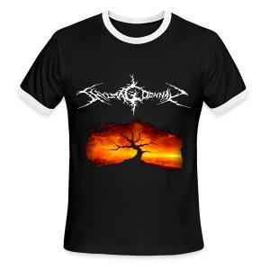 Men's Ringer T-Shirt (FRONT ONLY) - Men's Ringer T-Shirt