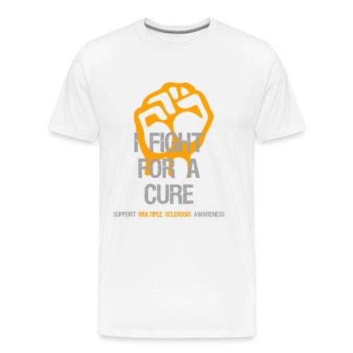 MS Support Tee - Men's Premium T-Shirt