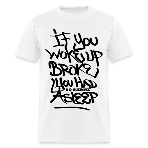 No Sleep Tee - Men's T-Shirt