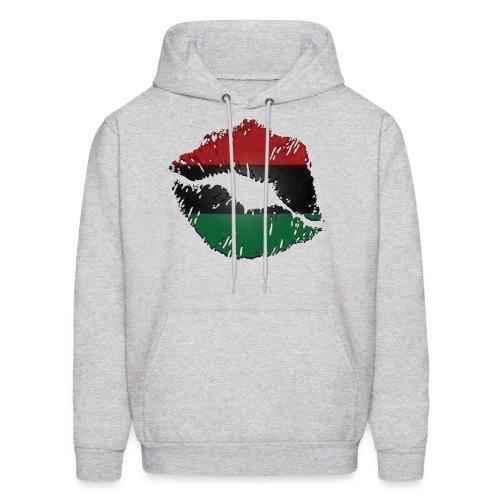 African lips sweatshirt - Men's Hoodie