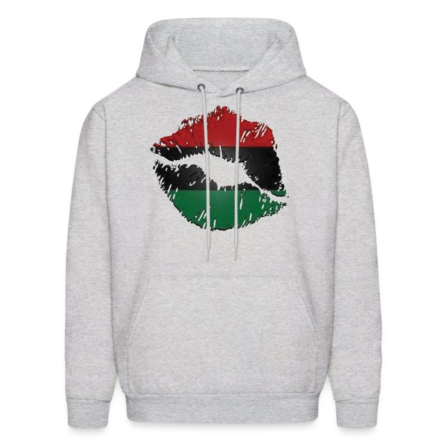 African lips sweatshirt