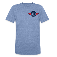 T-Shirts ~ Unisex Tri-Blend T-Shirt ~ Article 16655854