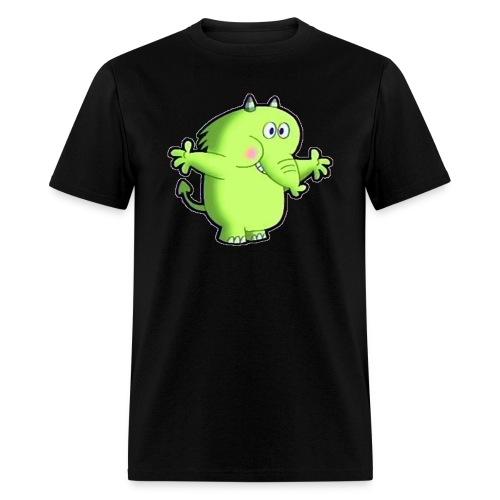 Fred Fredburger - Men's T-Shirt