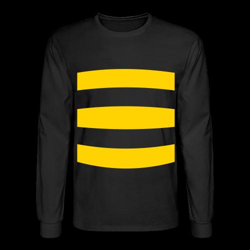 Long Sleeved Bumble Bee Costume  Shirt - Men's Long Sleeve T-Shirt