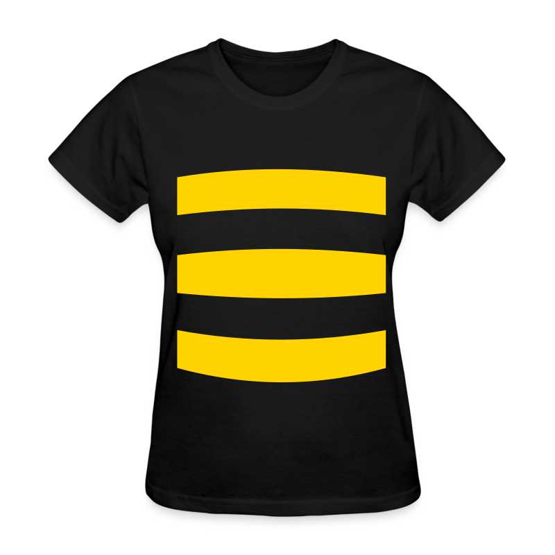 Women's Bumble Bee Costume  Shirt - Women's T-Shirt