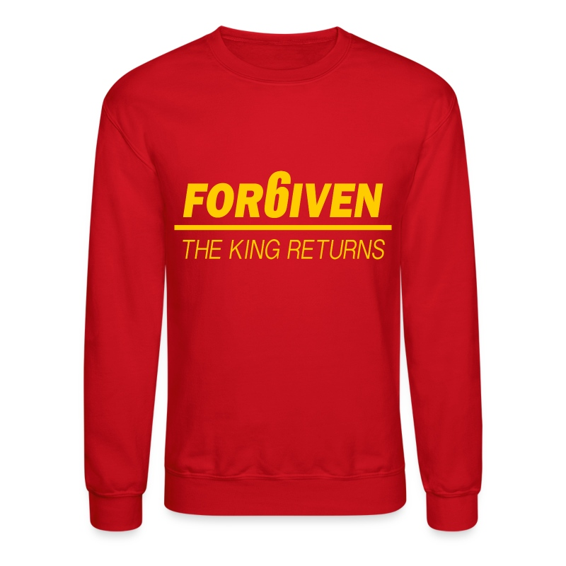 For6iven Lebron Design - Crewneck Sweatshirt