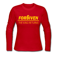 Long Sleeve Shirts ~ Women's Long Sleeve Jersey T-Shirt ~ Article 16662220