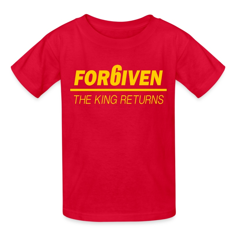 For6iven Lebron Design - Kids' T-Shirt