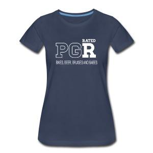 Rated PGR  - Women's Premium T-Shirt