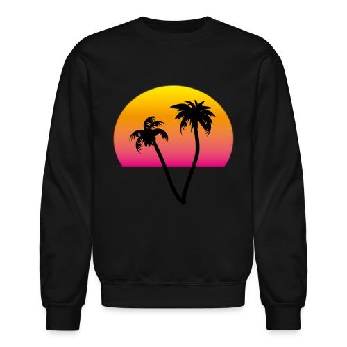Beach Crewneck - Crewneck Sweatshirt