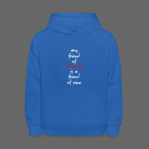Friend of Detroit  - Kids' Hoodie