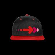 Sportswear ~ Snap-back Baseball Cap ~ Snap-Back Baseball Cap