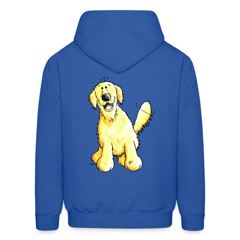 Cute Golden Retriever - Dog
