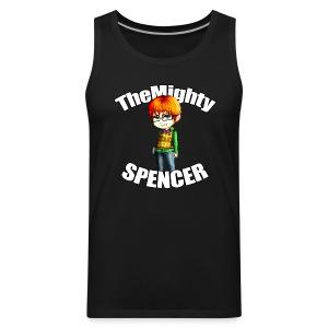 The Mighty Spencer - Men's Premium Tank