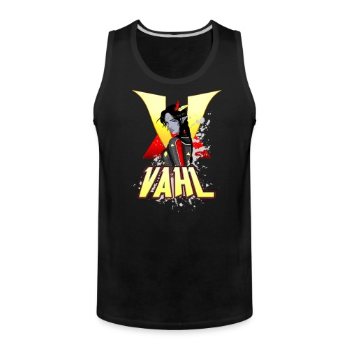 Vahl V - Cel Shaded - Men's Premium Tank