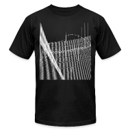 T-Shirts ~ Men's T-Shirt by American Apparel ~ Unknown Ciphers v2 (Men's Premium)