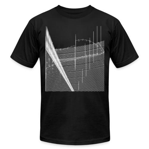 Unknown Ciphers v2 (Men's Premium) - Men's Fine Jersey T-Shirt