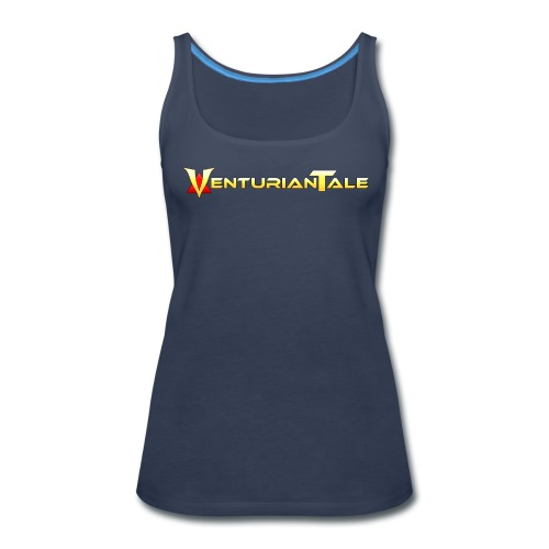 VenturianTale Type - Women's Premium Tank Top