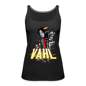 Vahl - Cel Shaded - Women's Premium Tank Top