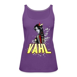 Vahl - Soft Shaded - Women's Premium Tank Top