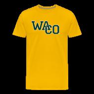 T-Shirts ~ Men's Premium T-Shirt ~ Represent Waco